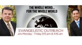 Evangelistic Outreach with Calvin Evans