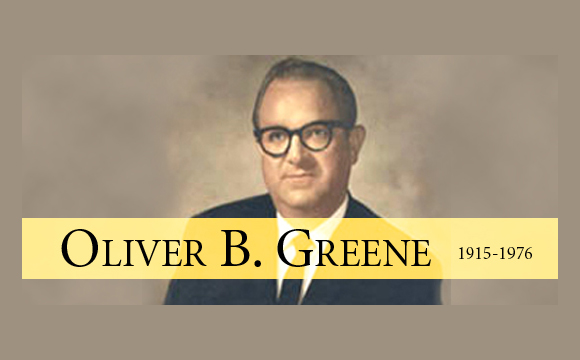 The Gospel Hour with Oliver Greene